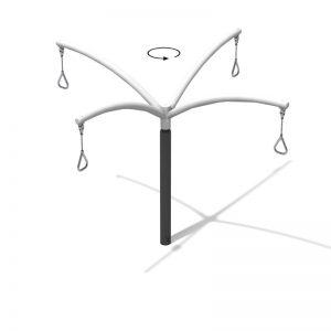IP-GM0714 Hängande karusell