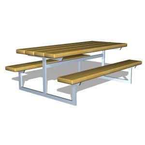 G10210 Picknickbord för barn