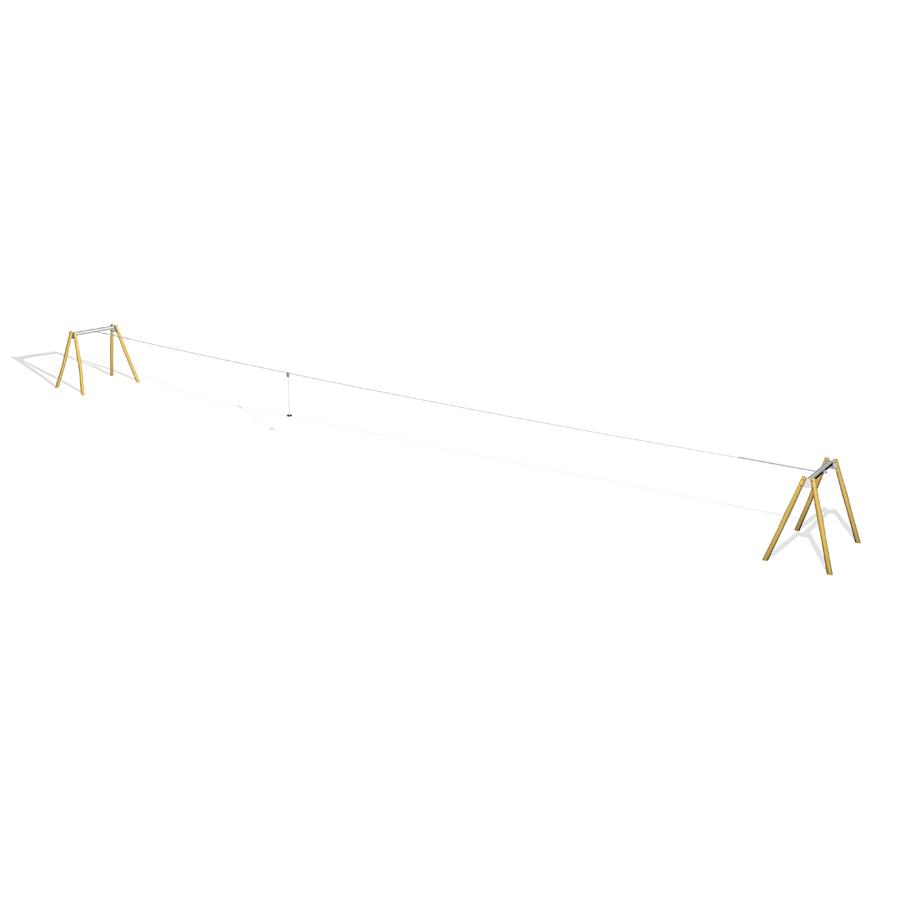 Woodwork AB-Linbana 25 m