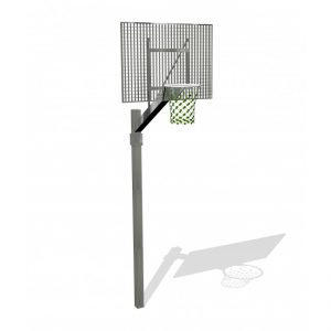 G52054 Basketmål med stativ