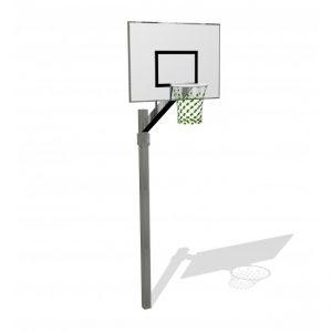 G52055 Basketmål med stativ