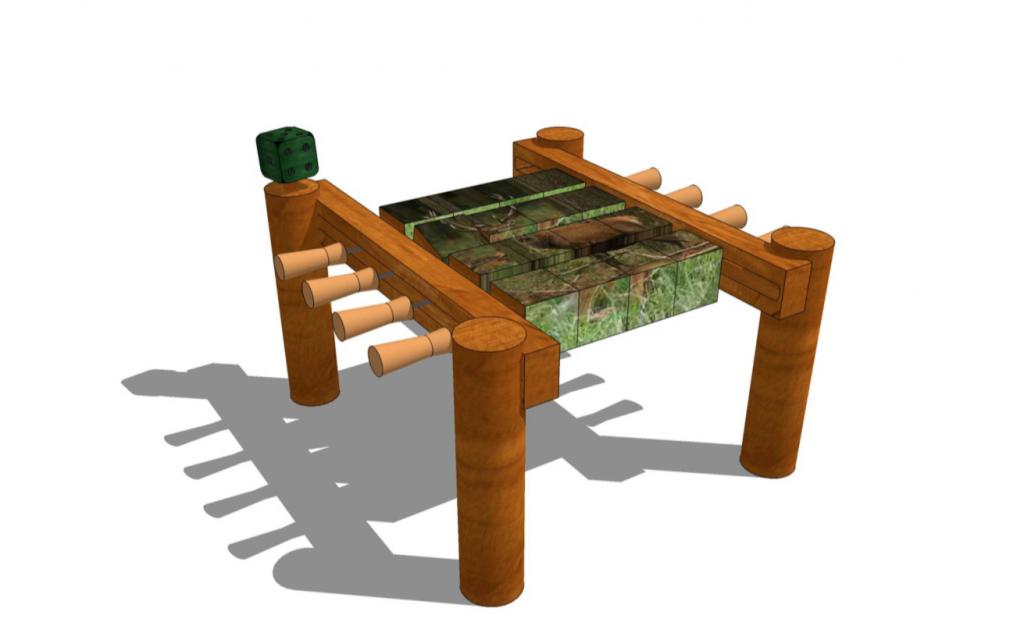 Pussel för utemiljö - Woodwork AB