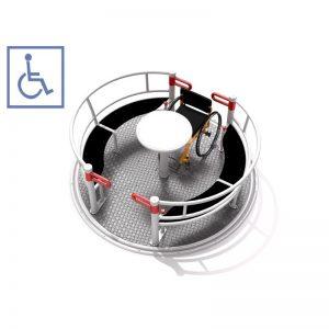 Rullstolskarusell (IP-GM0622 )