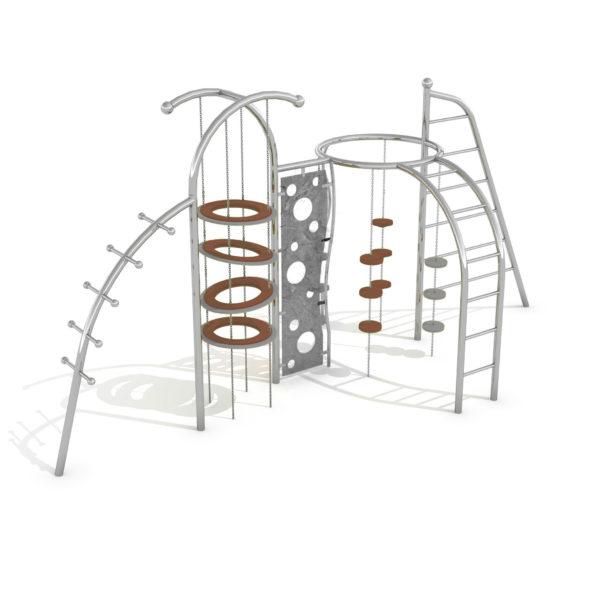 Klättersystem i stål-Woodwork AB