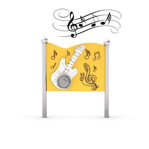 IP-K822 Musikpanel gitarr