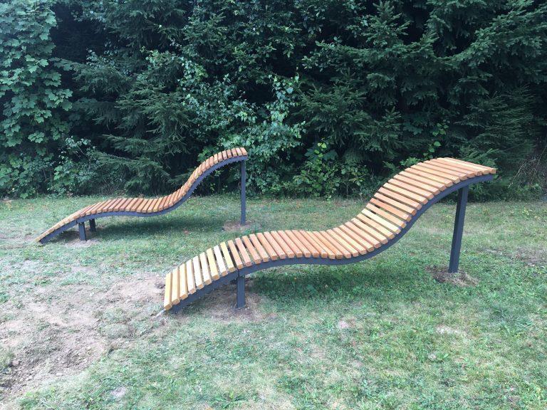 Vilstol trä/stål-Woodwork AB