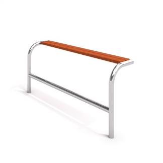 IP-RS 21 Enkel bänk i minimalistisk design