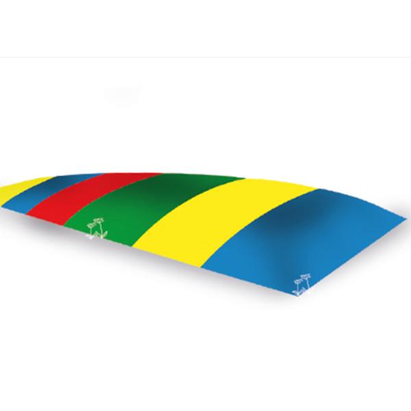 Hoppkudde 16,10 x10,00m | Flerfärgad eller enfärgad