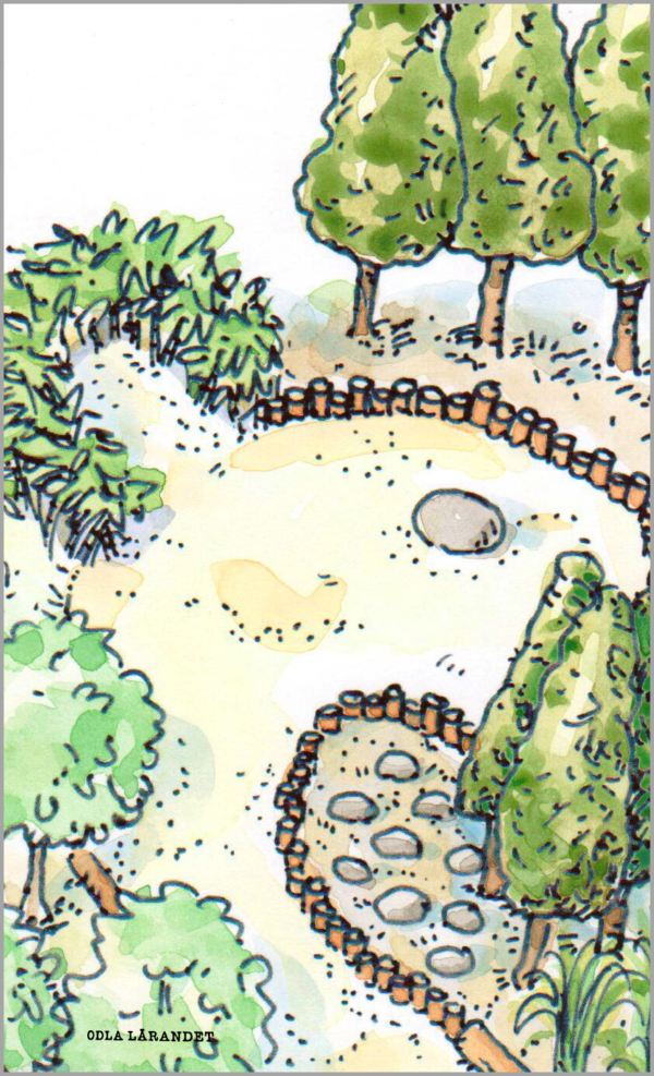 """Sandlåda """"Sandorm""""-WoodworkAB"""