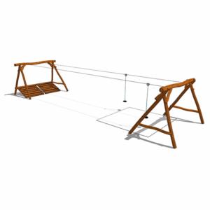 Linbana med två sitsar – HH1F00-004