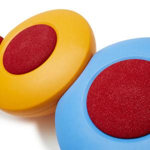 Sittmöbel Scoopi med gummisits – MS-SG