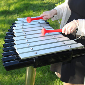 Cadenza xylofon för utomhusbruk (C-MP)