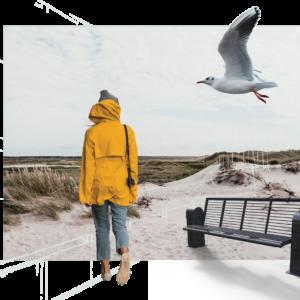 Interaktiv miljö med en AudioBänk – gunga och lyssna (E22)