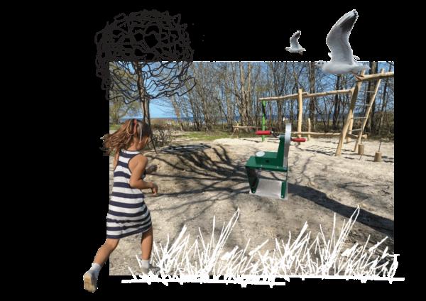 Lek & lär med interaktiva Energihandtaget - Woodwork AB
